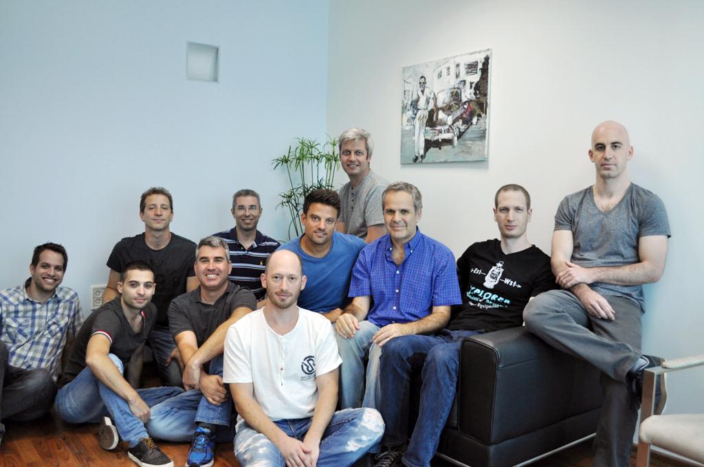 The Sedona team. Photo: Courtesy