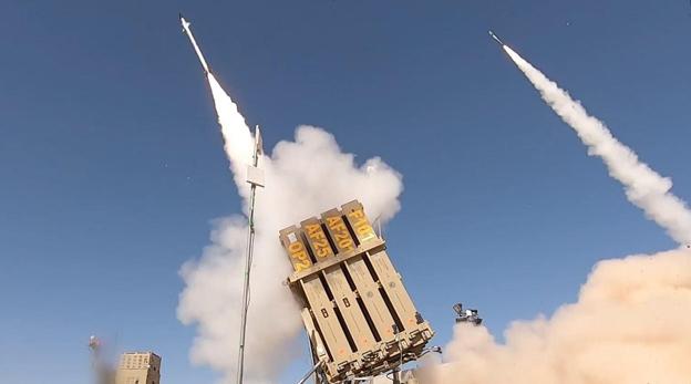 הקברניט חמאס רקטות כיפת ברזל, צילום: משרד הביטחון