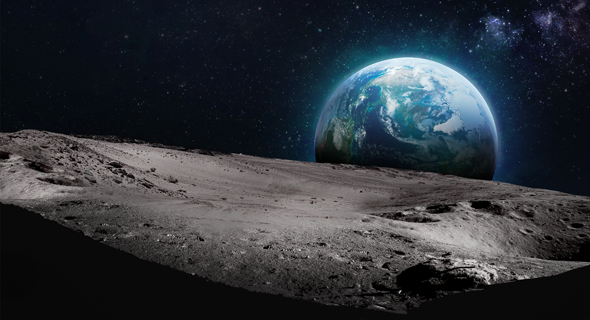 Helios is creating technologies that can help establish a lunar settlement on the Moon (illustration). Photo: Shutterstock