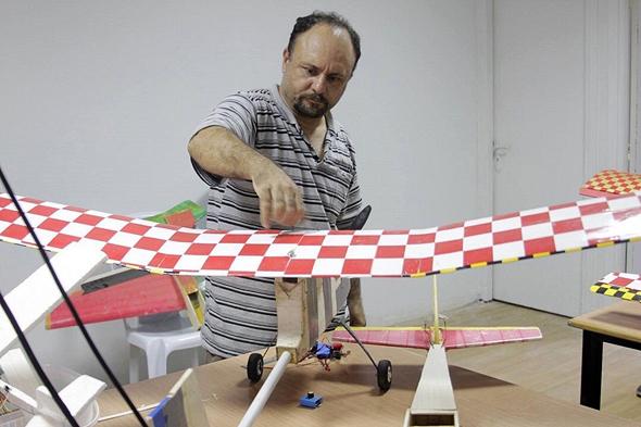 אחמד א-זווארי, צילום: twasul
