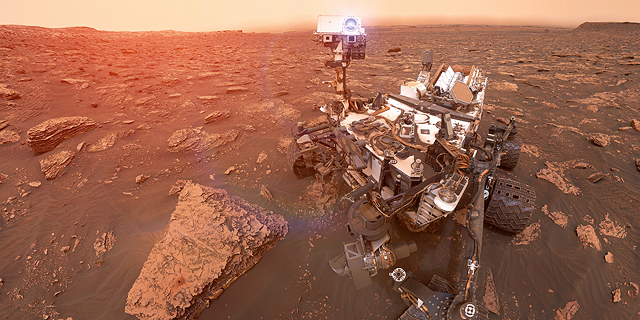 From a kibbutz to Mars
