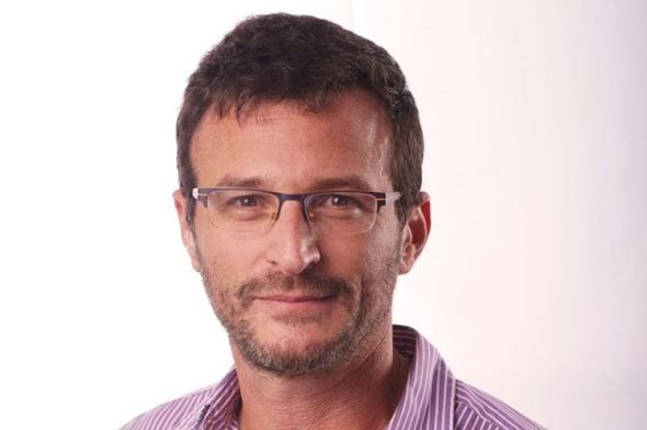 VP Marketing & Operations David Gal of Microsoft-Israel. Photo: Microsoft-Israel