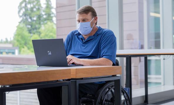 Hybrid work isn't a one-size-fits-all. Photo: Microsoft-Israel