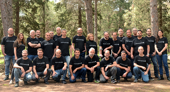 The Ramon.Space team. Photo: Boaz Porman