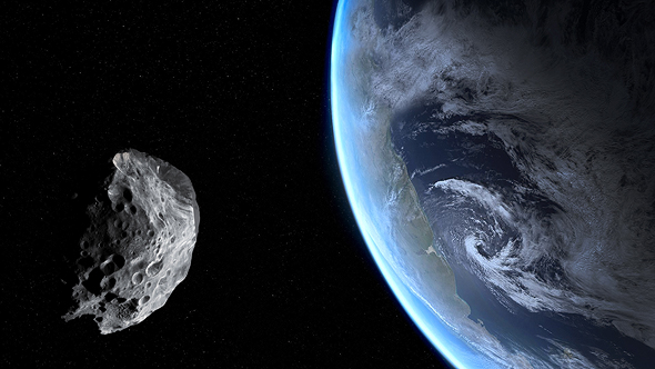 Ramon.Space's technology was used in a mission to a far-off asteroid.(illustration). Photo: Shutterstock