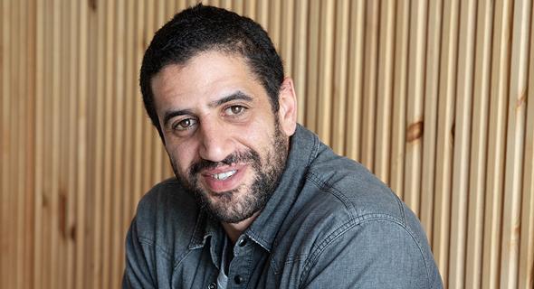 Eyal Raz, Artlist's co-founder and CCO. Photo: Artlist