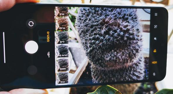 סמארטפון סמארטפונים שיאומי פוקו poco F3 פוקופון, צילום: רפאל קאהאן
