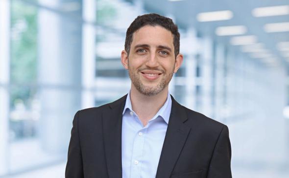 Jonathan Cohen associate at Catalyst Investments. Photo: Ciona Shaked