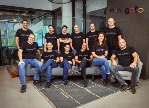 Monogoto team. Photo: Doron Letzter