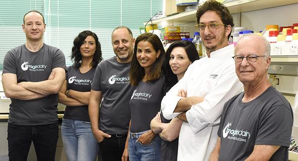 The Imagindairy Team. Photo: Rami Shlush
