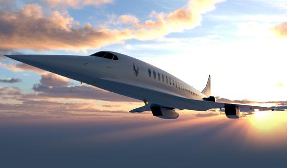 נעים להכיר: בום אוברטור, צילום: Boom Supersonic