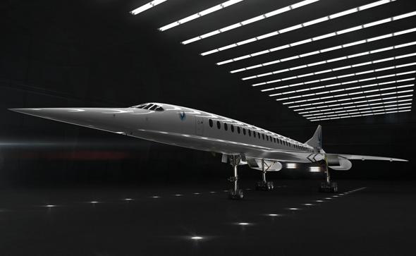 , צילום: Boom Supersonic