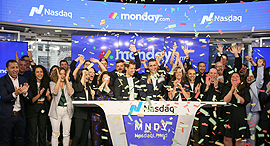 Monday.com is one of the companies to go public this year. Photo: Nasdaq