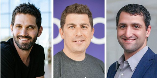 Crossing borders: From VC to Entrepreneur