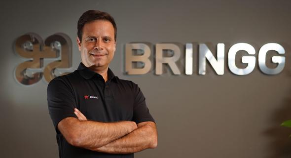 Guy Bloch, Bringg CEO Photo: Joya