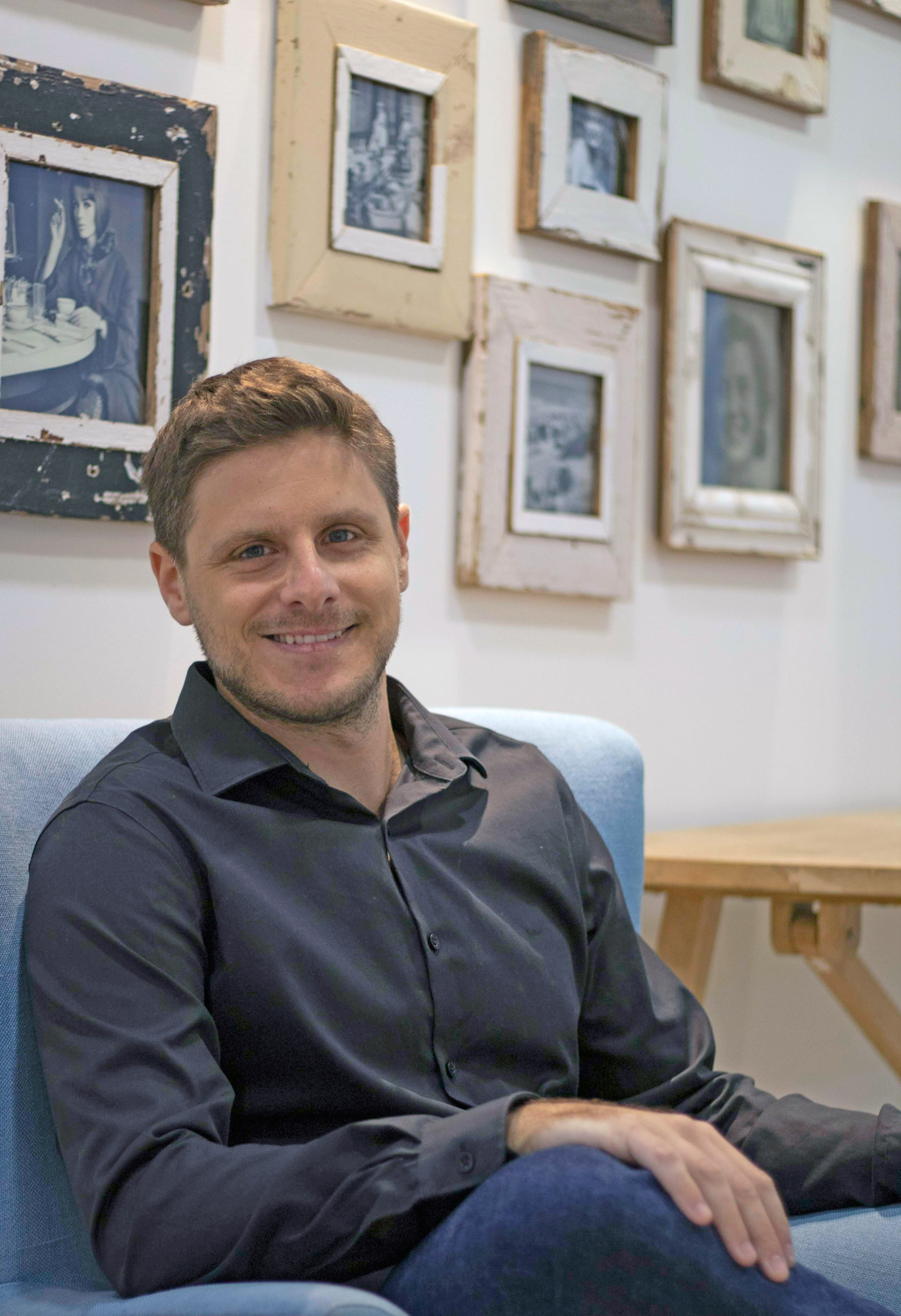 Or Lenchner, the CEO of Bright Data Photo: Courtesy