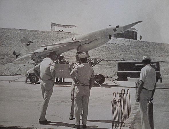 """כטב""""מ פיירבי בשירות חיל האוויר הישראלי"""