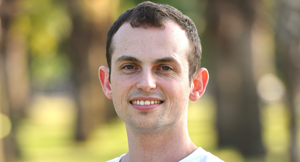 Lightrun CTO and co-founder Leonid Blouvshtein. Photo: Tomer Rotenberg