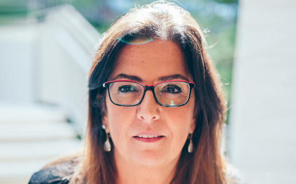 NanoGhost inventor and co-founder, Prof. Marcelle Machluf Photo: Technion