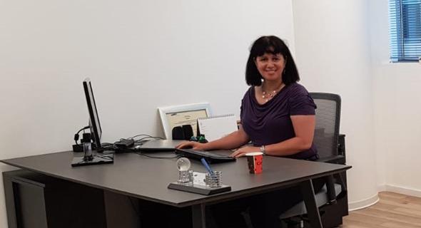 Rutie Adar at the office. Photo: Samsung