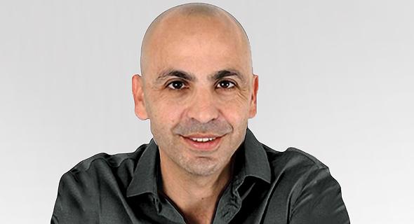 Aviv Antebi is the CEO and founder of Geomatrix Group. Photo: Aviv Antebi