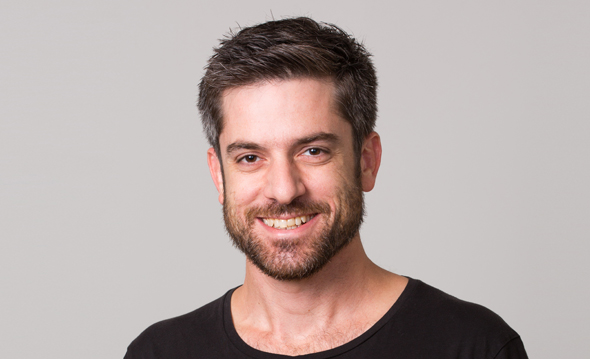 Yuval Samet, Co-Founder and CEO of riseup. Photo: Dor Einav
