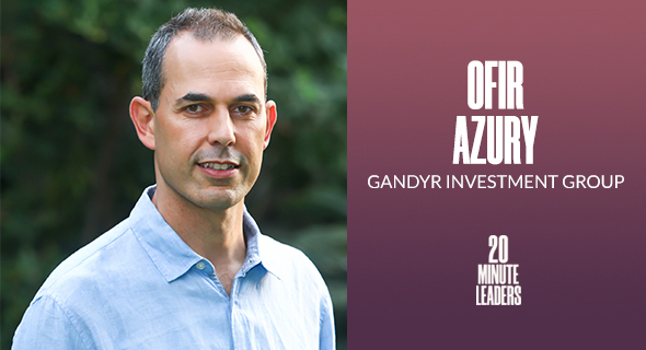Ofir Azury, head of technology investments at Gandyr Investment Group. Photo: Private