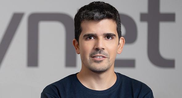 Cynet founder and CEO Eyal Gruner Photo: Rami Zarnegar