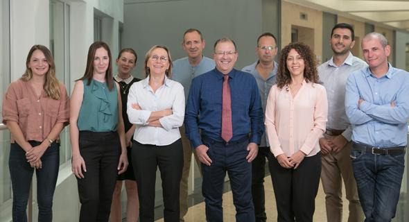 The Nanomedic team. Photo: Nanomedic Technologies