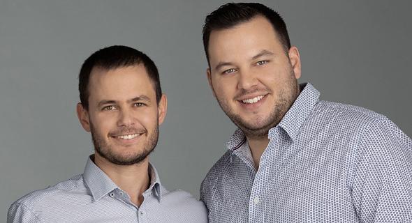 itc founders Aharon Brauner (left) and Dvir Kenig. Photo: Elad Malka