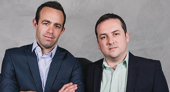 TripleW co-CEOs Tal Shapira and Amir Oranim. Photo: Yuval Levy