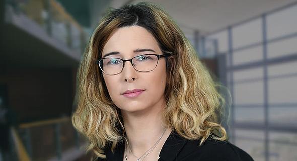 Efrat Shuster, Partner, International Transactions and M&A, S. Friedman & Co. Photo: Micha Brickman