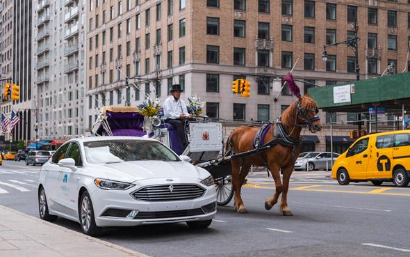מובילאיי בניו יורק  , צילום: מובילאיי