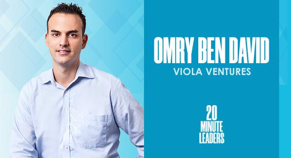 Omry Ben David, general partner at Viola Ventures. Photo: Viola