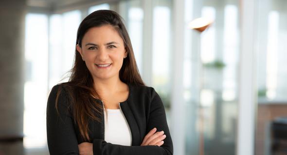 Start-Up Nation Central FinTech Analyst Nicole Krieger Photo: Uriel Sinai,