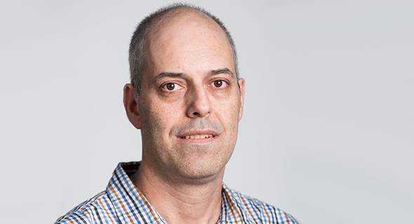 Oren Marmur, Finastra's  Israel General Manager, Payments. Photo: Ron Burkin