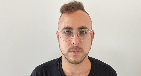 Aviv Kerbel, associate at Amiti Ventures. Photo: Asaf Brenner