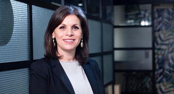 Dr. Dalia Fadila, Co-CEO of Atidna. Photo: Miri Lavi