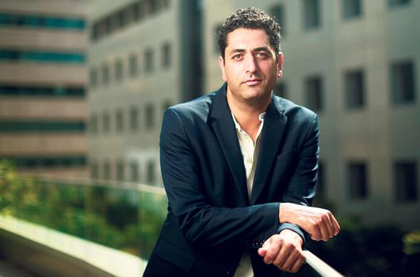 Dr. Johann Elbaz. Photo: Amit Shaal