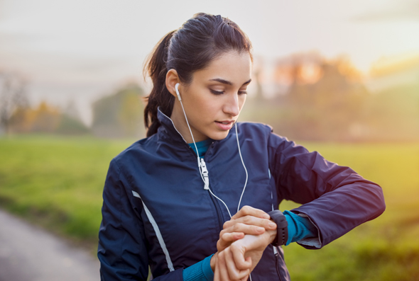 Aside from monitoring heart rate, the company hopes its watch can help people predict their chances of a heart attack. Photo: Shutterstock