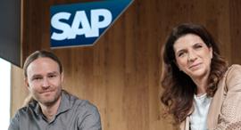 Yaad Oren and Orna Kleinmann. Photo: SAP