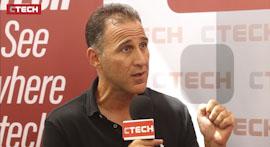 Google Israel's Managing Director Barak Regev
