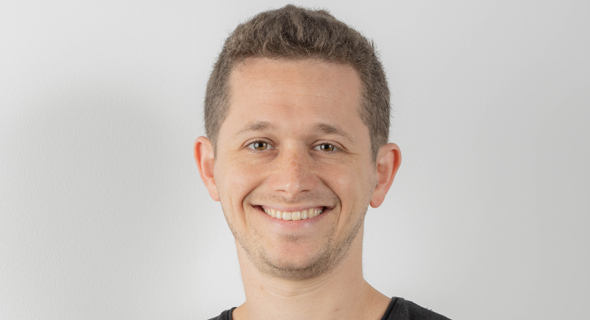 Remilk co-founder and CEO Aviv Wolff. Photo: Tal Zelicovitch