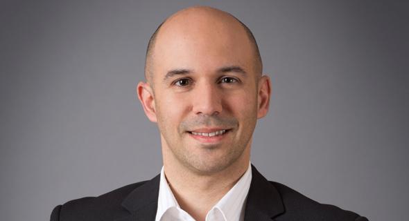 Shimon N. Oren, Deep Instincts' VP of Research and Deep Learning. Photo: Nofar Hasson Handelman