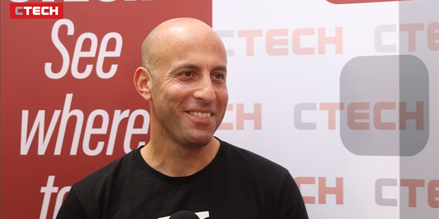 Overwolf CEO and Co-founder Uri Marchand. Photo: CTech