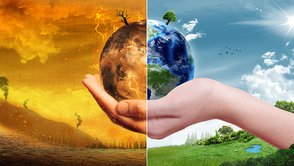 Climate change is having an effect on agricultural production, which could severely decline in the coming years adversely affecting the economy. Photo: Shutterstock