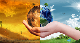 Climate change (illustration). Photo: Shutterstock