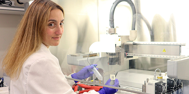 Tel Aviv University researchers 3D-bioprint an entire active tumor