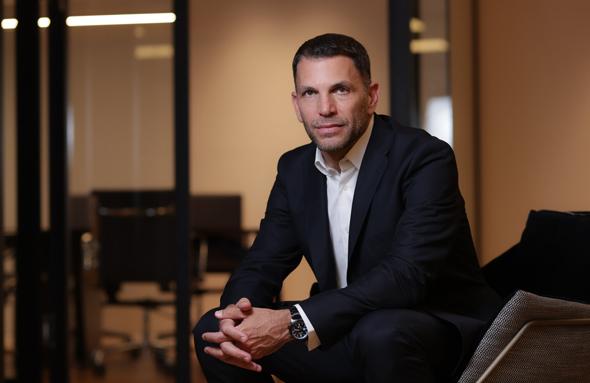 Big Tech CEO Yochai Zeid-Ronen. Photo: Tal Cohen