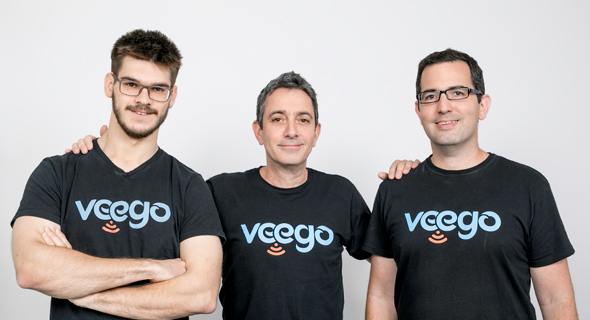 The Veego founders. Photo: PR